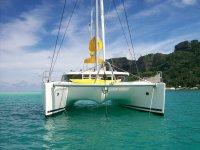 settimana in catamarano