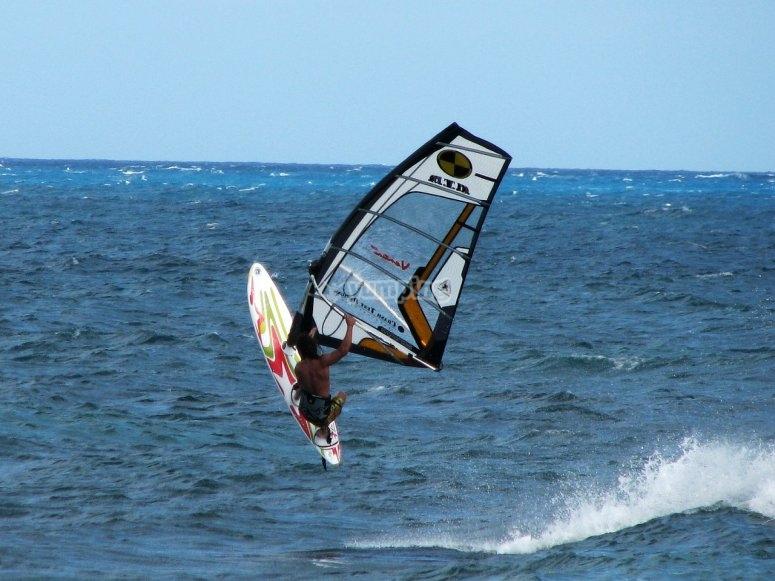 Windsurf pro