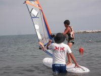 Lezione di windsurf per gruppi, 1h La Spezia