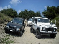 Escursioni off road