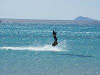 saltando sul mare