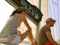 Imparando a navigare a vela