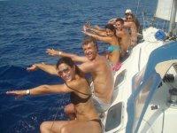 Tutti in barca