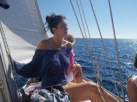 Escursione in barca a Palermo