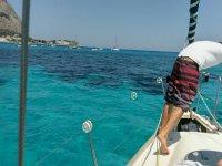 Il limpido mare della Sicilia