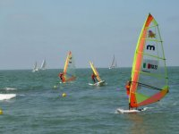 Windsurfing competitions