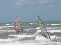 Corsi di windsurf in Salento