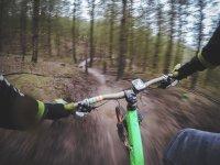 pedaling in adrenaline