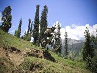 Adrenalina, natura e passione