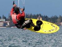 Imparare il kitesurf