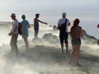 in visita ai crateri