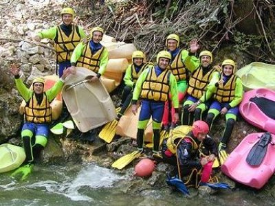 Centro Rafting le Marmore Hydrospeed
