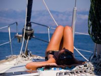 relax in barca a vela
