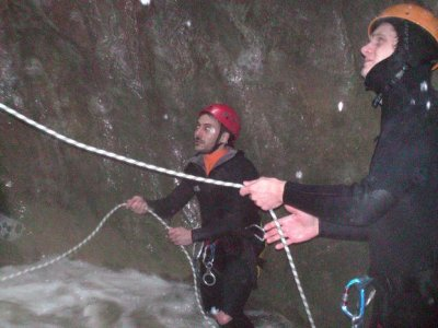 Prextreme Canyoning