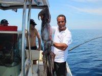 risultatao della pesca