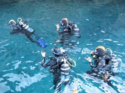 Overing Diving Center Diving