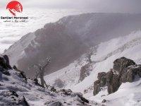 High altitude mountain
