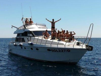 Geppe Primo Charter Escursione in Barca