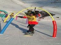 Snowboard for children