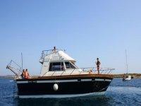 Noleggio imbarcazioni per vacanze nel Salento