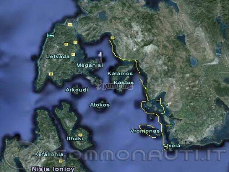 Maganissi e tutte le isole intorno