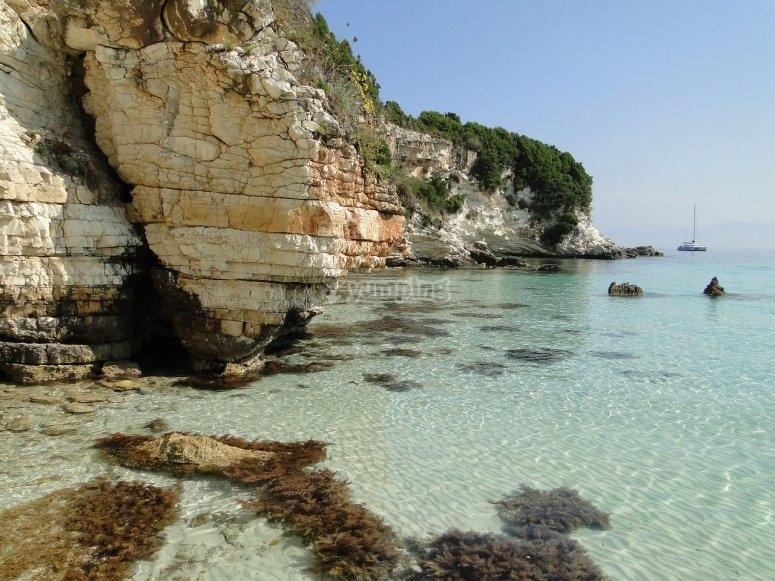 Spiaggia Paxos