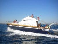 sfrecciare per il Mar Ionio
