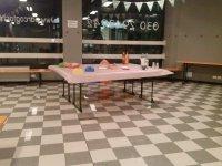 Tavolo e bibite