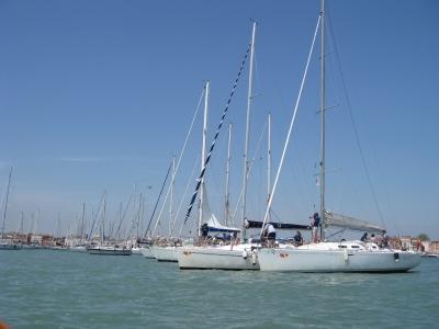 Corso di Vela per principianti a Caorle Venezia