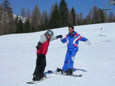 Scuola Italiana Sci Alta Val di Fiemme Snowboard