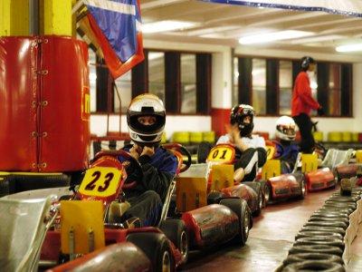 Go-Kart a Milano Gran Prix da 30 minuti