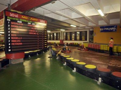 Go-Kart a Milano Grand Prix 20 minuti