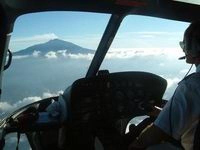 Volcano Trek Volo Elicottero