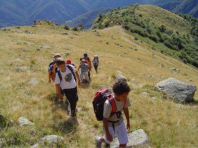 Azienda Agricola Lungaserra Trekking