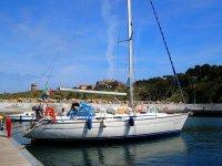 Barca Meridiana Sailing