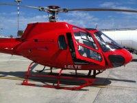 Il nostro elicottero rosso