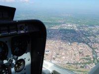 Volo sulla città