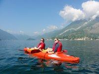 il kayak biposto