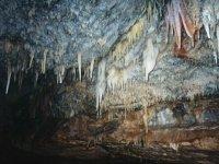 Speleology in the caves
