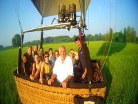 il volo in mongolfiera è per tutti