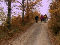 Trekking in autunno