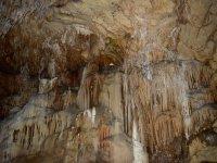 particolare delle grotte