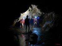 tra le grotte di pertosa
