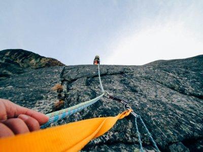 Gruppo Speleo Alpinistico Vallo di Diano Arrampicata
