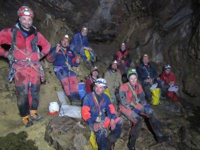Gruppo Speleologico CAI Varallo Speleologia