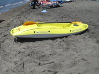 Kayak for excursions