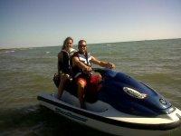 Adrenaline in the sea