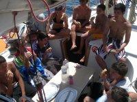 vita di bordo