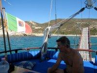 Nei mari della Grecia