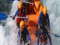 Rafting Sunny Way